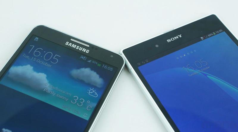 Samsung Sony | фото: fonearena.com