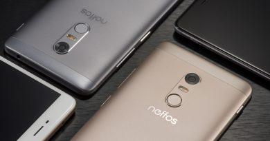В России появились смартфоны Neffos