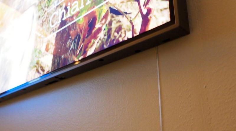 Телевизоры Samsung QLED 2017 (5) | фото: slashgear.com