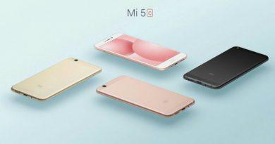 Xiaomi показала Mi 5c с собственным процессором