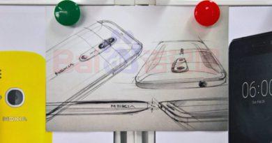 Скетчи Nokia 7 и 8 подтверждают оптику ZEISS