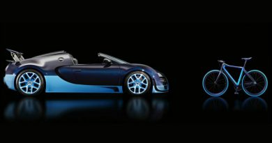 Фото дня: велосипед Bugatti за два миллиона