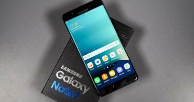 «Взрывной» Galaxy Note 7 вернется в июне