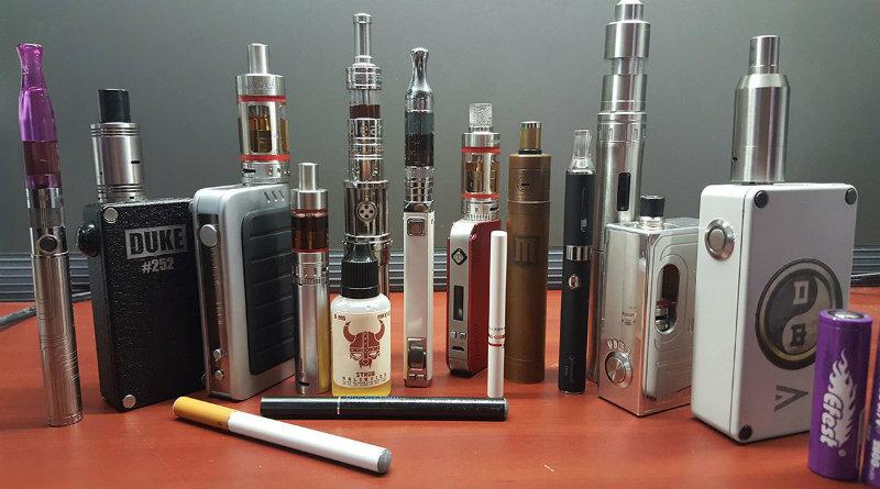 электронные сигареты | Фото: Breathe Free ME
