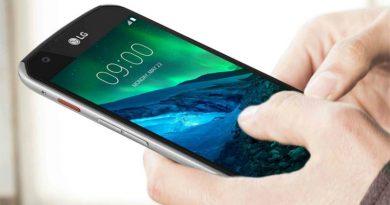 LG показала смартфон-внедорожник X Venture