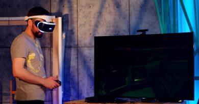Новинка недели: шлем PlayStation VR