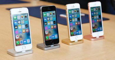Людям больше всего нравится iPhone SE