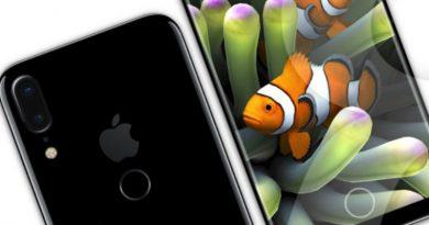 Новые снимки iPhone 8 — сканер все-таки сзади?