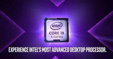 У Intel появился 18-ядерный процессор Core i9