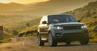 На Range Rover тестируют систему автопилота