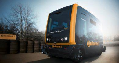 Мини-автобусы CUbE будут ездить без водителя
