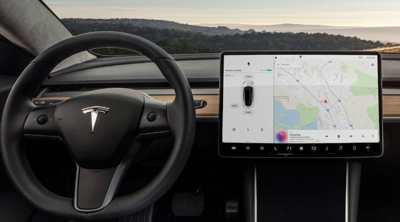 Tesla Model 3 | Фото: tesla.com