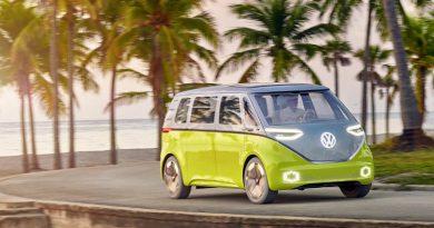 Volkswagen выпустит электрический минивэн