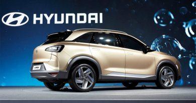 Hyundai показала свой водородный кроссовер