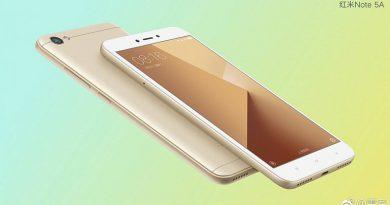 Представлен недорогой Xiaomi Redmi Note 5A