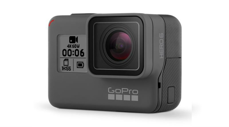 GoPro Hero 6 Black | Фото: gopro.com