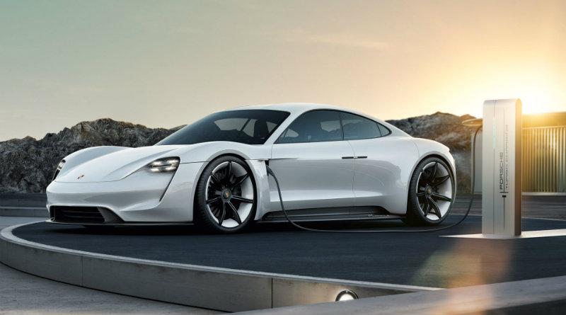 Porsche Taycan   Фото: Porsche