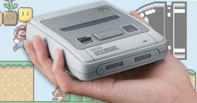 Nintendo Classic Mini SNES | Фото: vrutal.com