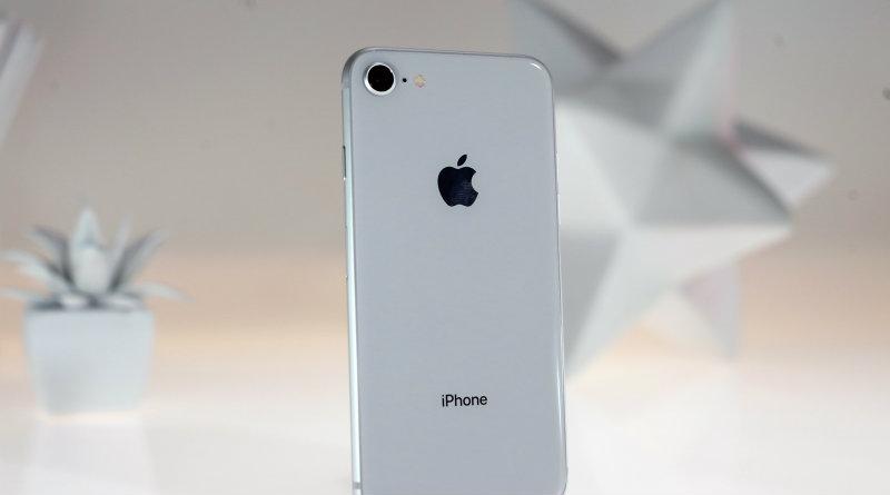 Полный обзор стеклянного iPhone 8