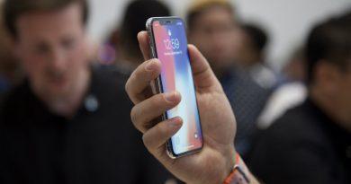 Производство iPhone X еще не началось