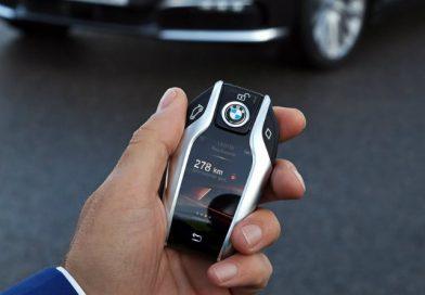 BMW может отказаться от ключей для машин