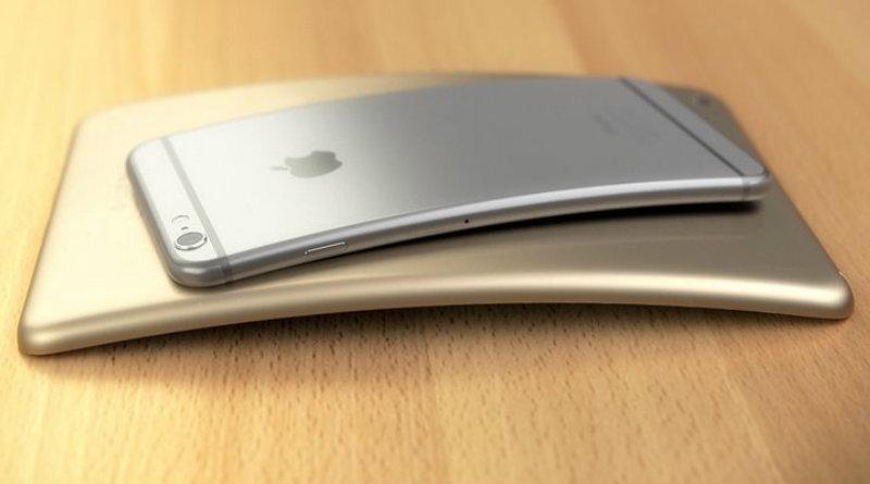 Гибкий iPhone | Фото: telegraf.com.ua