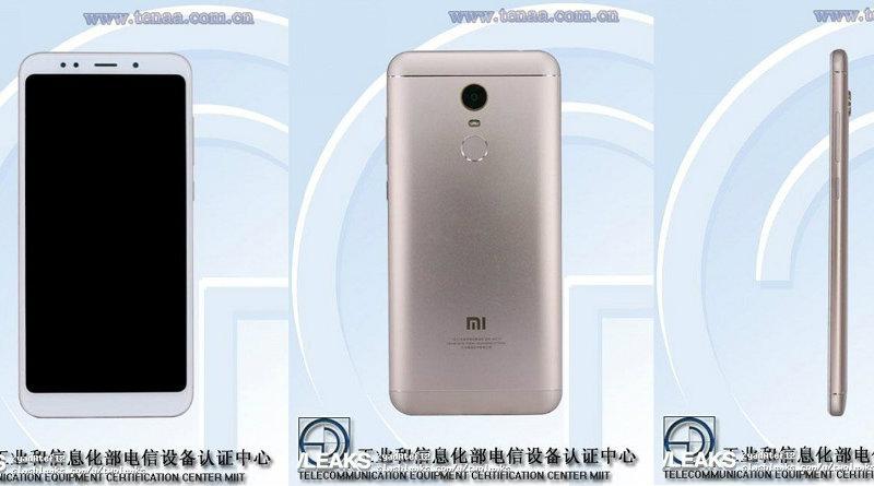 Xiaomi Redmi Note 5 | Фото: slashleaks