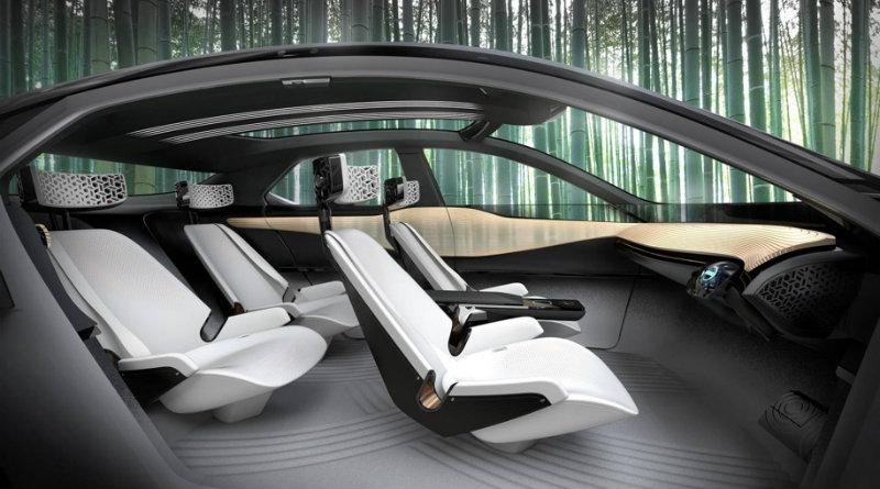 Nissan IMx | Фото: motor.ru