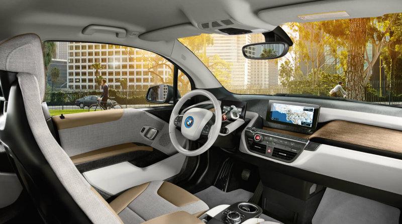 BMW i3 салон | Фото: bmw.com