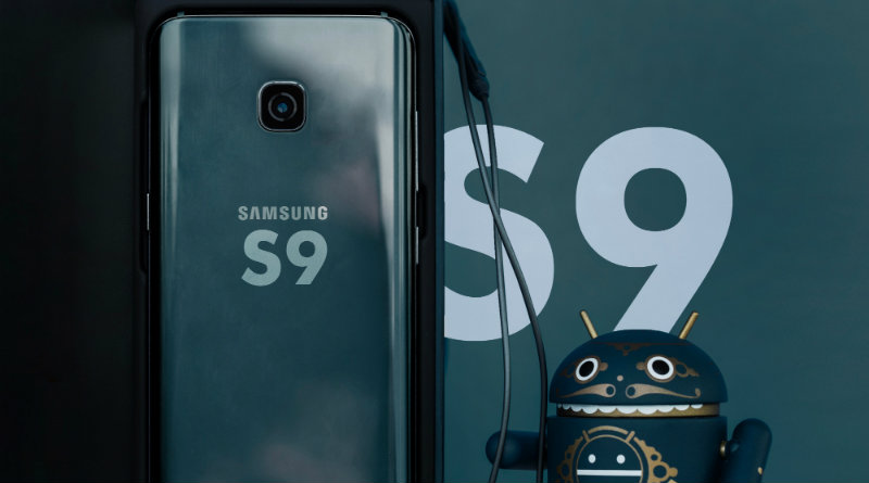 Galaxy S9 | фото: androidpit.com