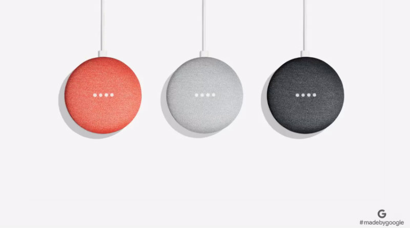 Google Home Mini | Фото: https://fullhub.ru