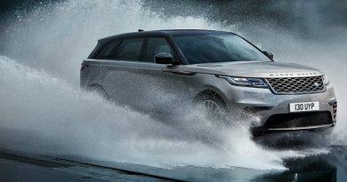 Range Rover Velar | Фото: Land Rover