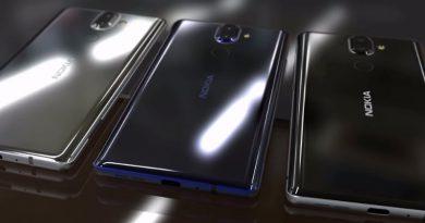 Nokia 9 представили на качественном видео