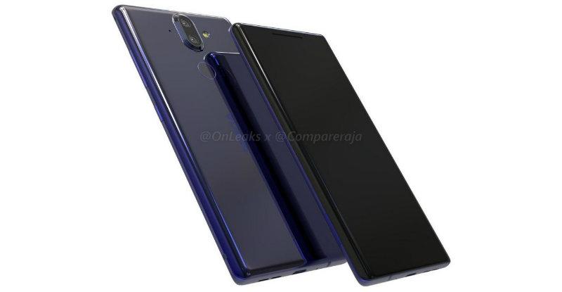 Nokia 9 | Фото: onleaks