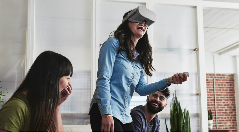 Oculus Go | Фото: facebook.com
