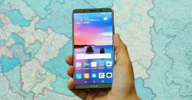 Быстрый обзор топового Huawei Mate 10 Pro