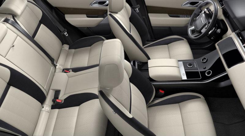 Салон Range Rover Velar | Фото: landrover.ru