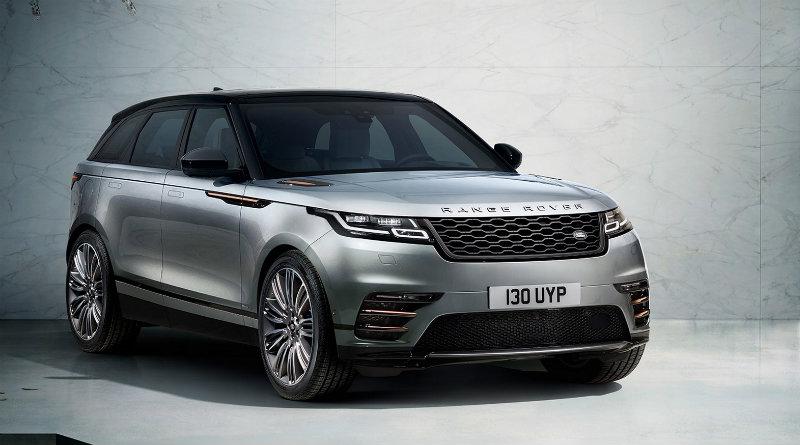 Range Rover Velar | Фото: landrover.ru