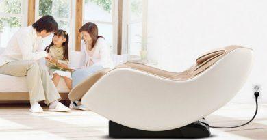 Momoda Smart Massage Chair | Фото: gagadget.com