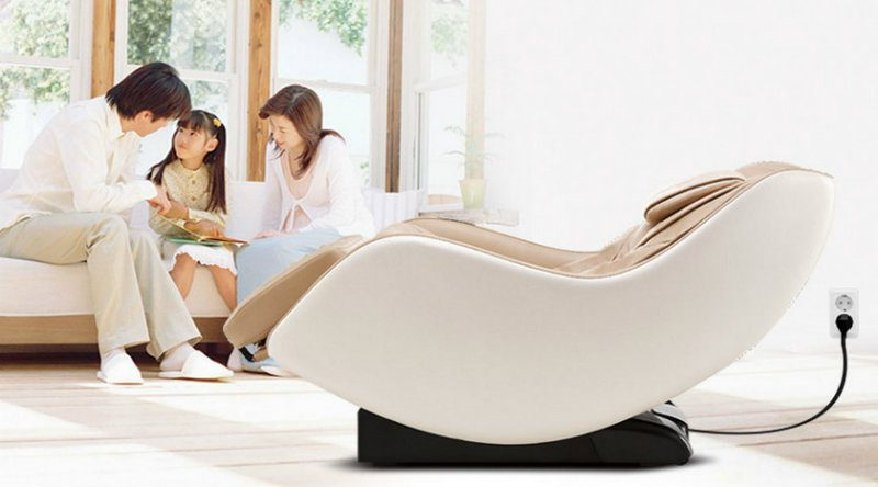 Momoda Smart Massage Chair | Фото: gagadget.com