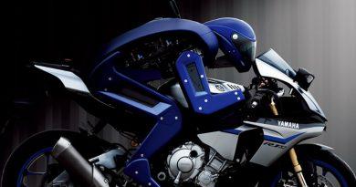 Yamaha показала концепт байка будущего