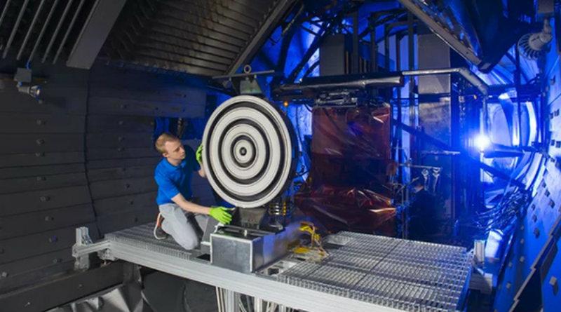 Ионный двигатель | Фото: space.com