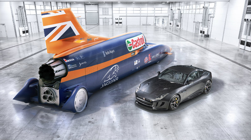 Bloodhound SSC | Фото: evo.co.uk