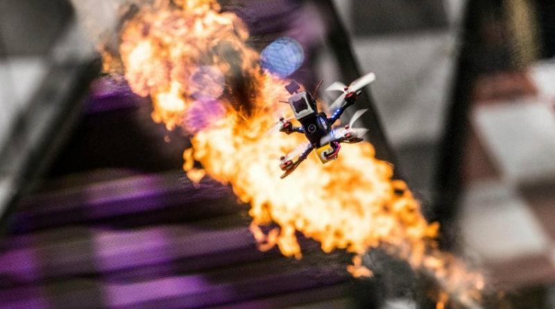 гонка дронов redbull | Фото: 3dnews.ru