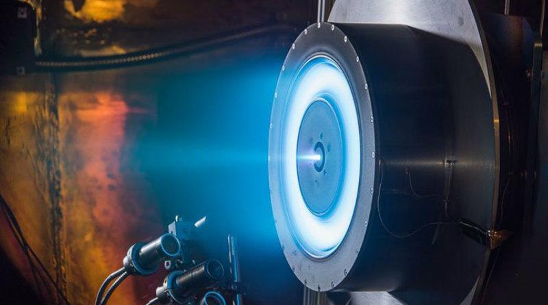 Ионный двигатель | Фото: sciencealert.com