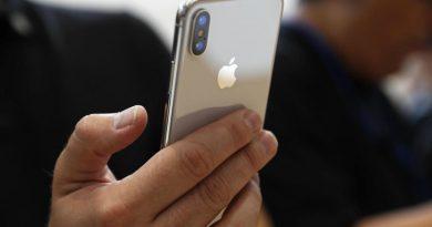 iPhone X | Фото: cnbc.com