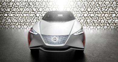 Nissan IMx | Фото: autocar.co.uk