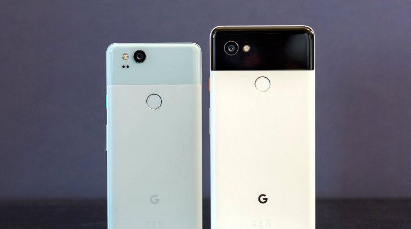 новые Google Pixel 2 | Фото: theverge.com