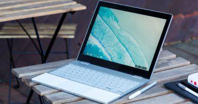 pixelbook | Фото: theverge.com