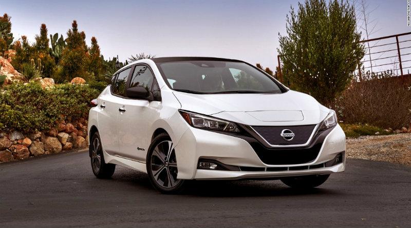 Nissan Leaf | Фото: turner.com